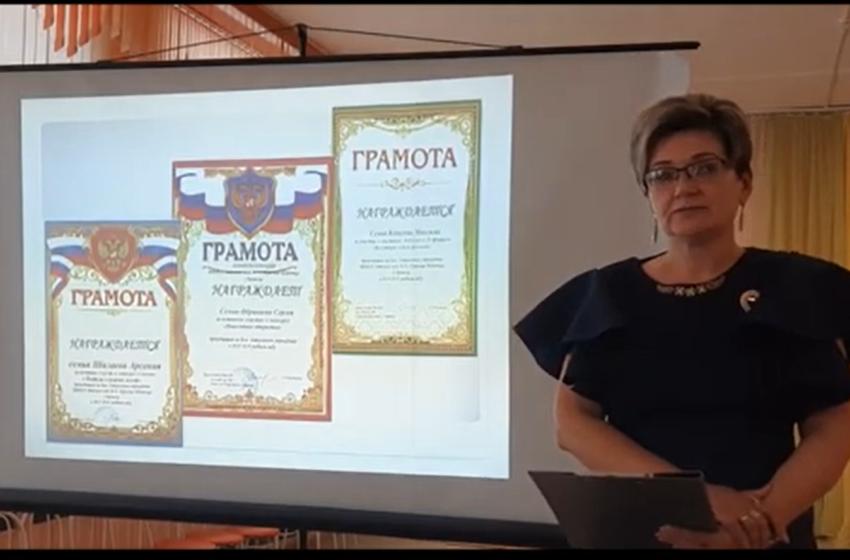 Терешина Оксана Ивановна
