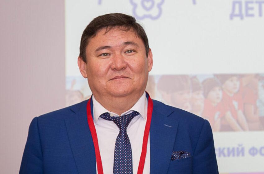 Егоров Баатр Борисович