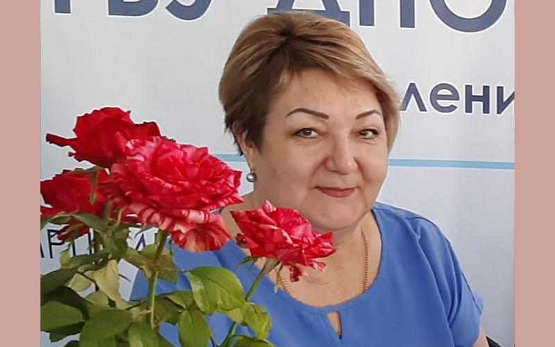 Бех Любовь Васильевна