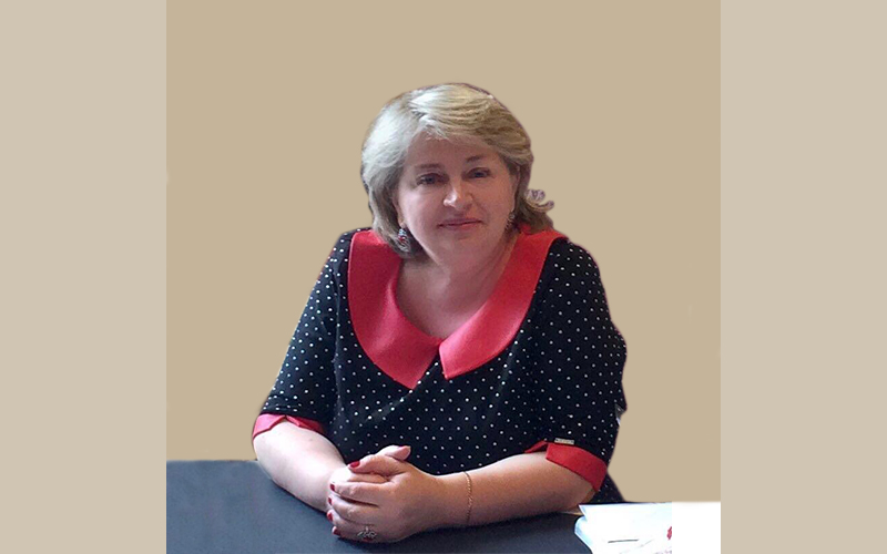 Самулкина Ирина Дмитриевна