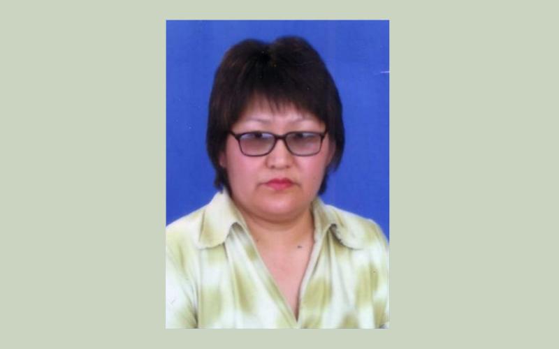 Шургучиева Тамара Урюбжуровна