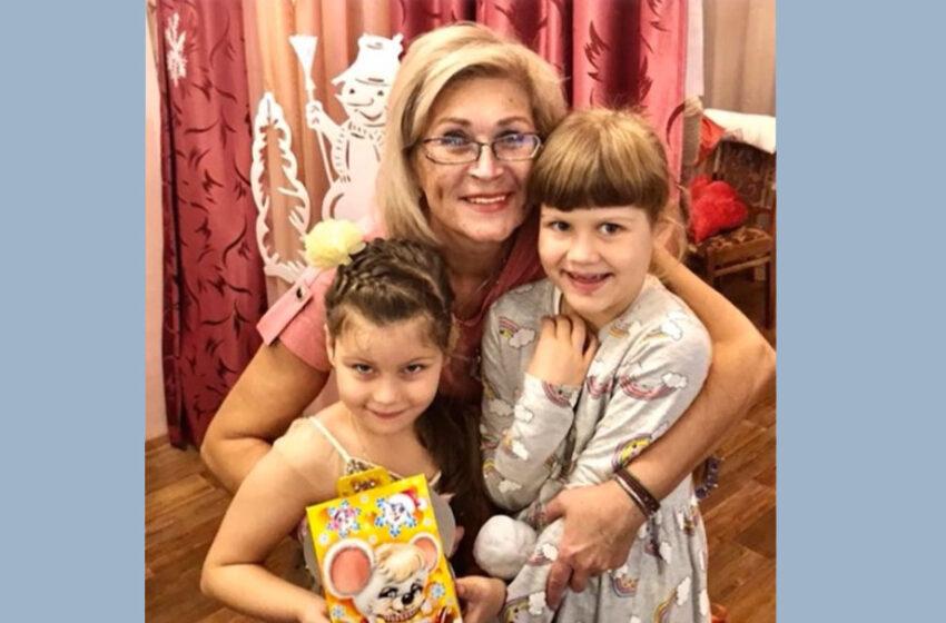 Овсянникова Лариса Николаевна