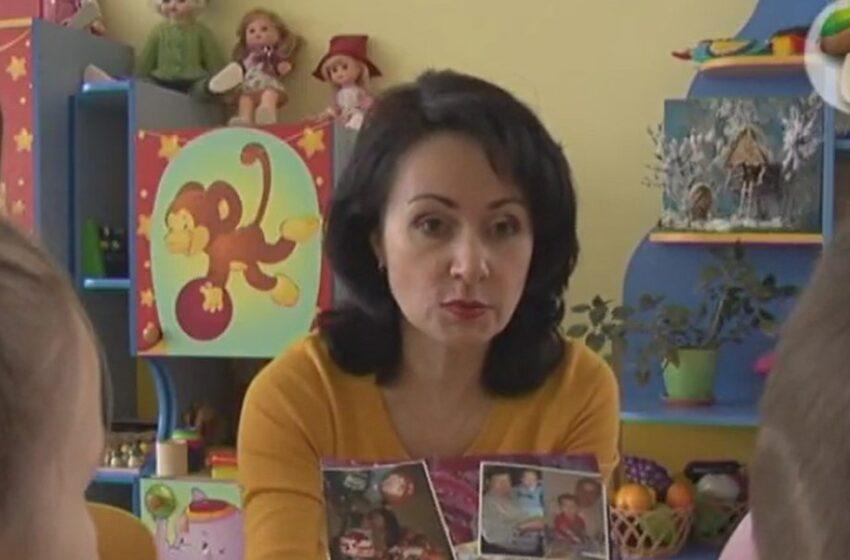 Заусайлова Ирина Николаевна