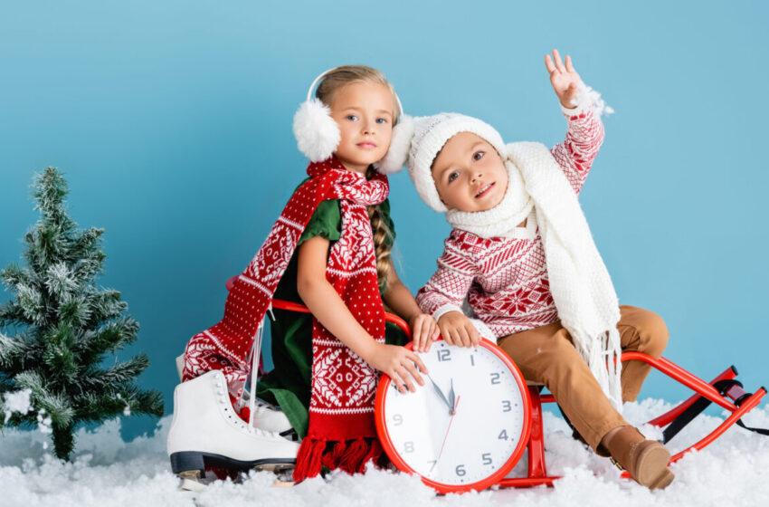 Как сохранить здоровье ребенка в Новогодние праздники