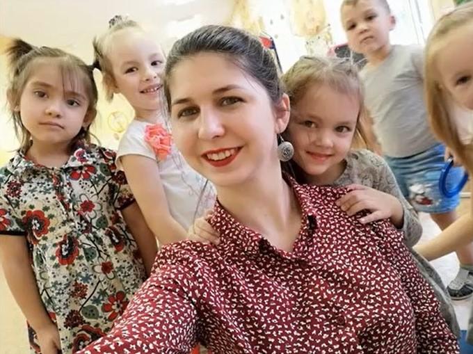 Ануфриенко Елизавета Владимировна