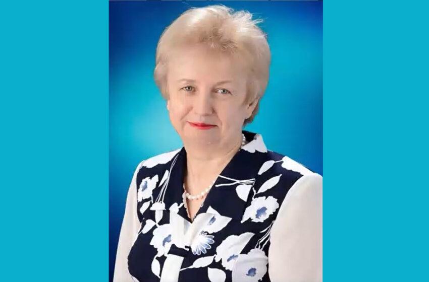 Шамарина Жаннета Александровна
