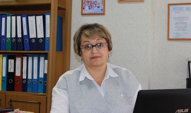 Гавриченко Ирина Викторовна