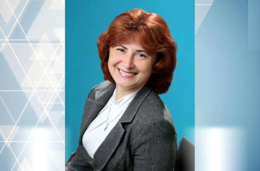 Салимова Марина Владимировна
