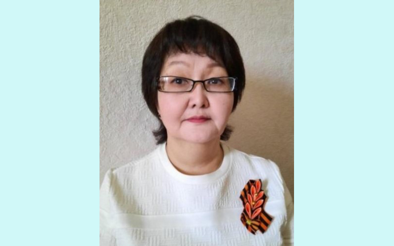 Номтынова Ольга Сергеевна