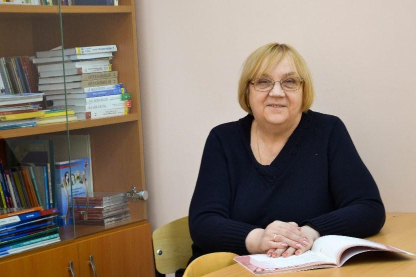 Любимова Людмила Валентиновна
