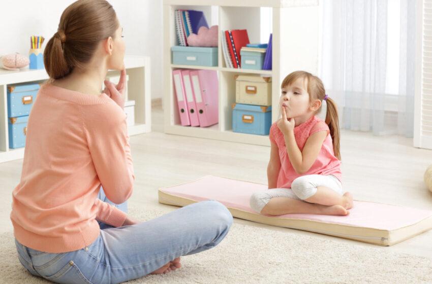 Развитие речи старших дошкольников с позиции теории речевой деятельности