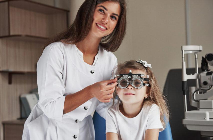 Опыт: Физкультурно-оздоровительная работа в ДОУ с детьми с нарушением зрения