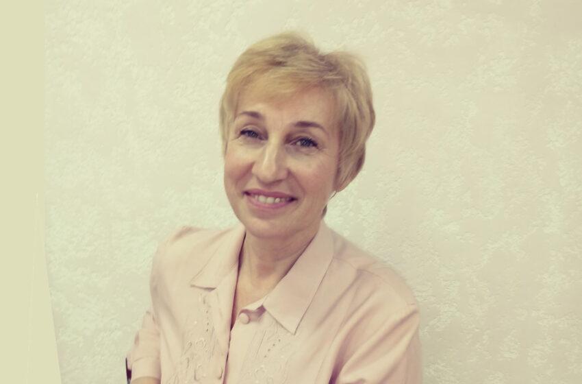Большакова Галина Вячеславовна