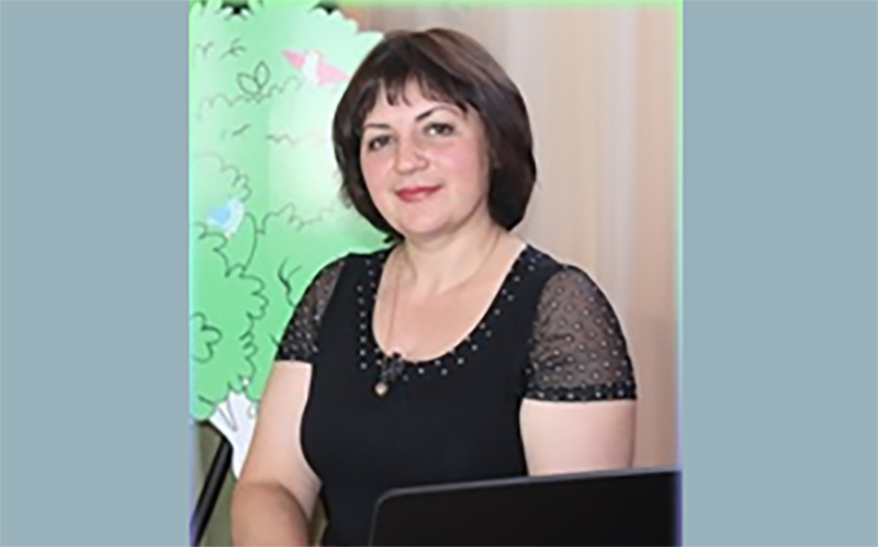 Мосина Оксана Владимировна