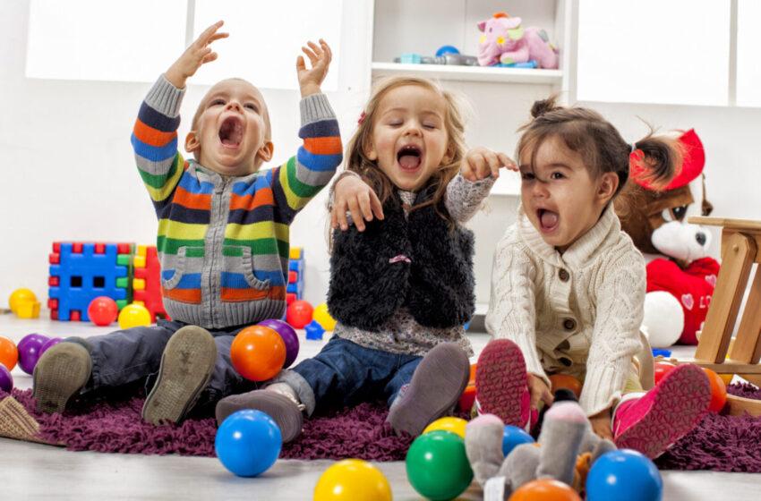 Губернатор Подмосковья поручил представить план по открытию детских садов
