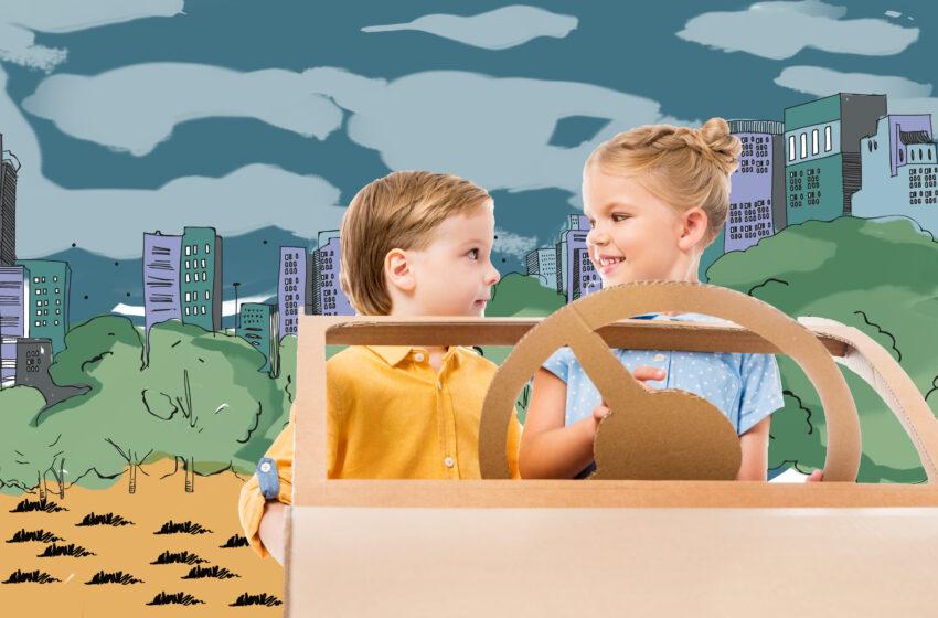Опыт работы по обучению дошкольников правилам дорожного движения