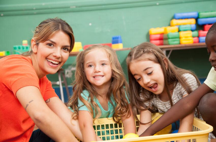 Методологические подходы к дошкольному образованию в негосударственных детских садах за рубежом