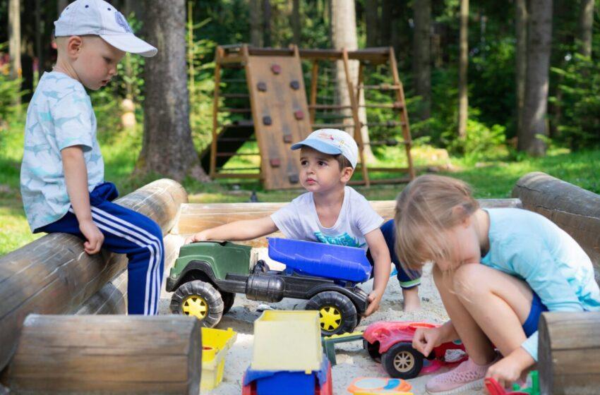 Развитие речи дошкольника через ситуации общения