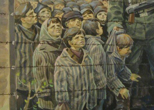 На месте детского концлагеря под Гатчиной предложили создать мемориал