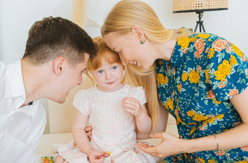 Взаимосвязь детско-родительских отношений и формирования личности ребенка старшего дошкольного возраста
