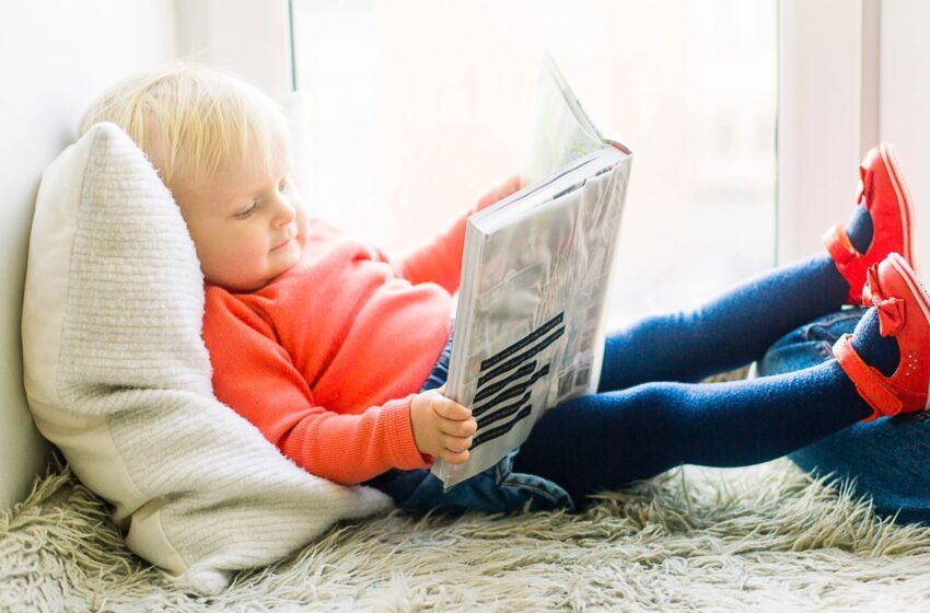 Международный день дарения книг. 10 книг детям и о детях