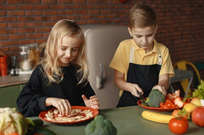Воспитание питанием. Как влияет на рост человека правильная еда?