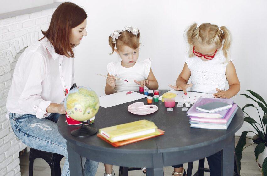 Роль дошкольного воспитания в жизни ребенка