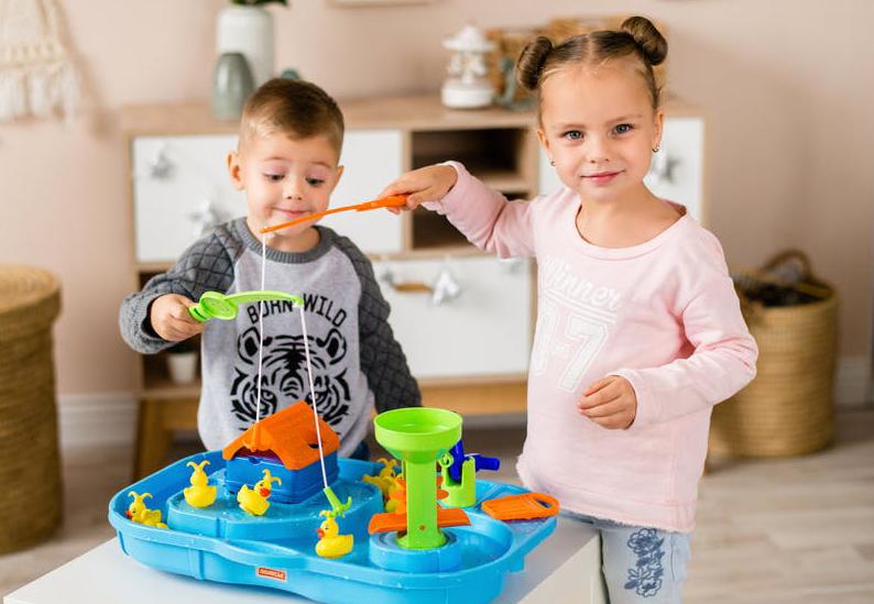 Искусство чередования игрушек