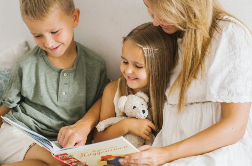 Выходные  с семьёй. 10 книг для маленьких фантазеров.