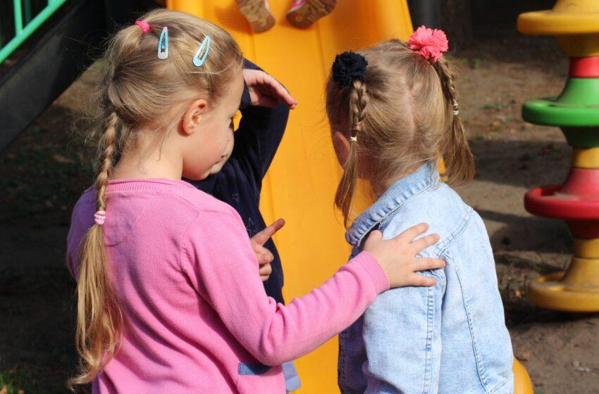 Развитие социальной уверенности у детей старшего дошкольного возраста.