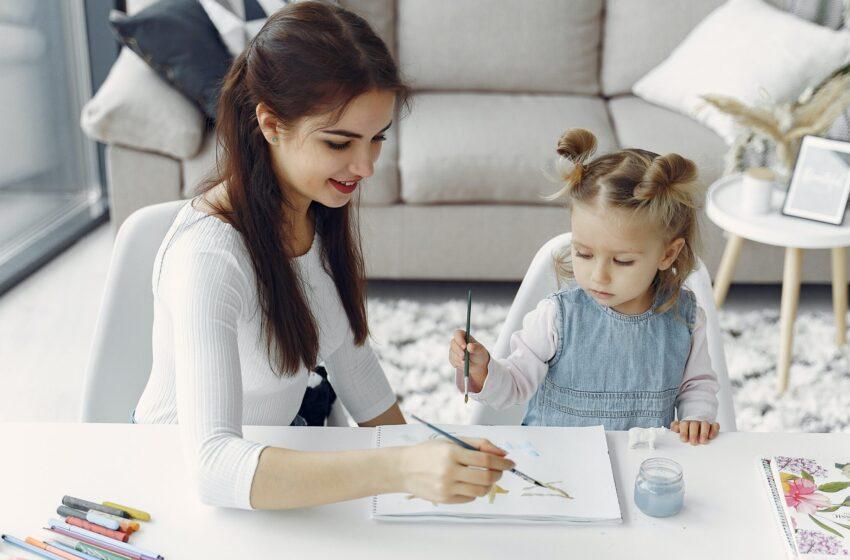 Девять советов для родителей дошкольников.