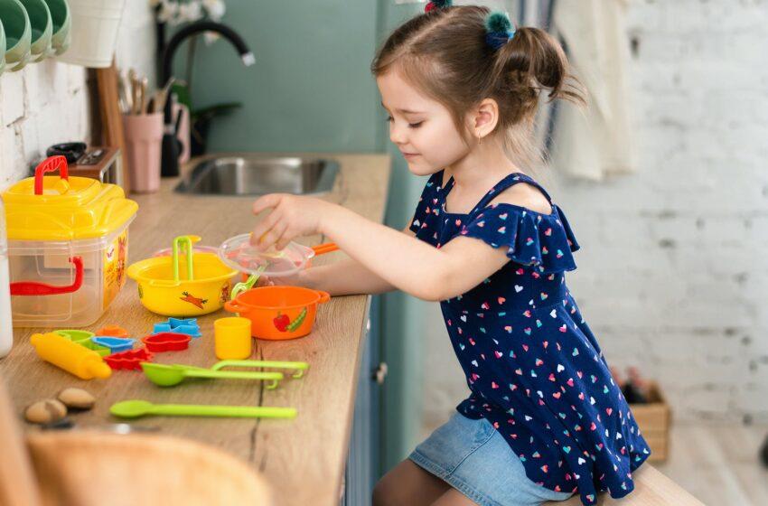 Игра как ведущая деятельность в социально-личностном развитии дошкольников