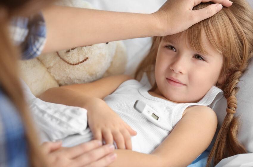 Домашние средства в лечении детей: за и против.