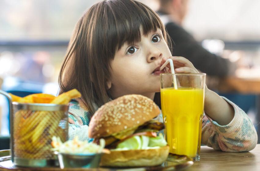 Расстройство пищевого поведения у детей.