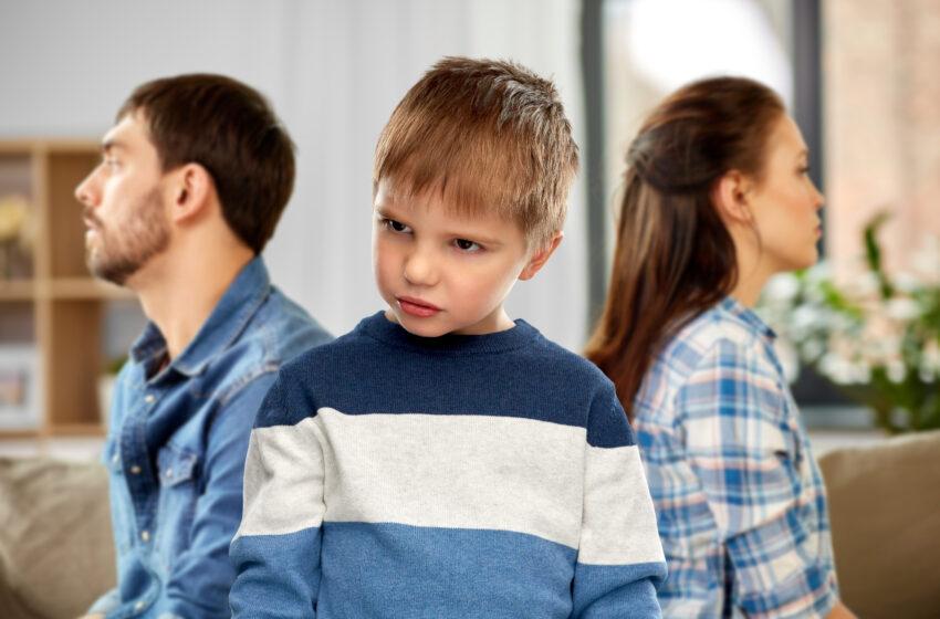 Стресс у детей: причины и симптомы.