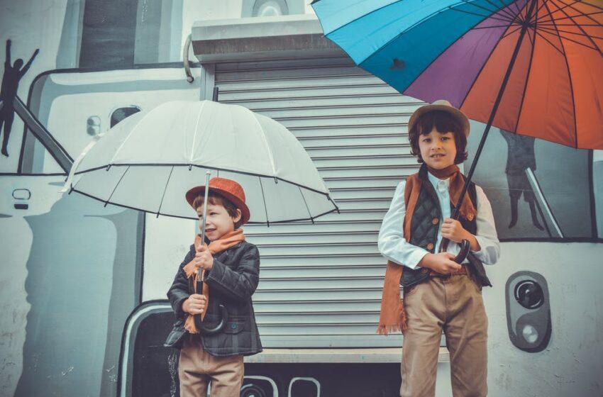 Чем заняться с ребенком в дождливый день.