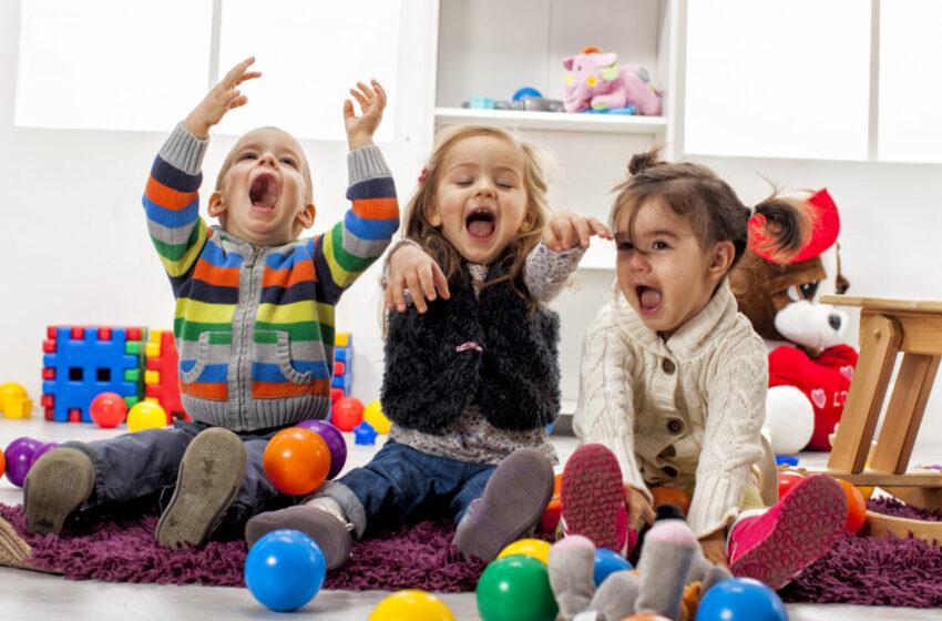 Андрей Бочкарёв: 10 детских садов планируется открыть в Новой Москве к началу учебного года.