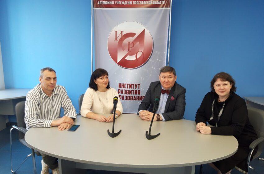 С 3 по 4 июня в Ярославле состоялся Всероссийский форум «Воспитаем здорового ребенка. Ярославия».